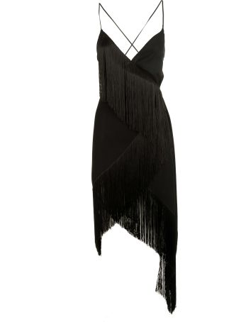 Givenchy Cascading Fringe Dress