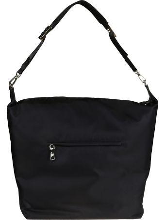 Prada Zipped Shoulder Bag