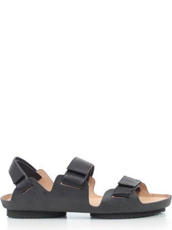 Issey Miyake X Un Touch Strap Sandals