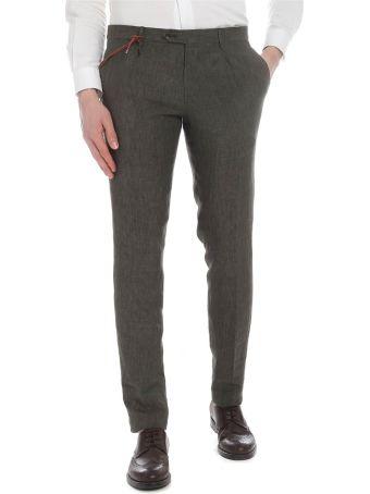 Berwich Trousers Linen