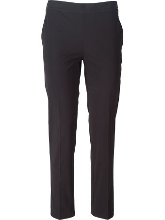 Alberto Biani Cotton-poplin Pants