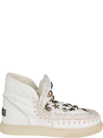 Mou Eskimo Studs & Stars Sneakers