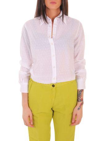 Massimo Alba White Mias2 Shirt