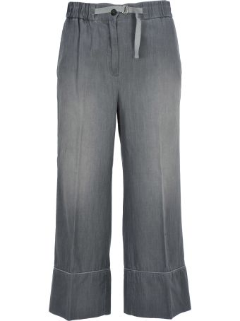 Fabiana Filippi Fabiana Filippi Cropped Trousers