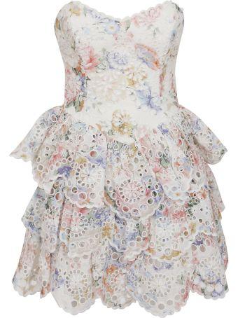 Zimmermann Bowie Ruffle Dress