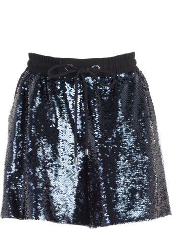 Emporio Armani Sequined Skirt