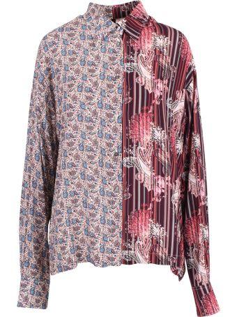 Ben Taverniti Unravel Project Unravel Project Viscose Shirt