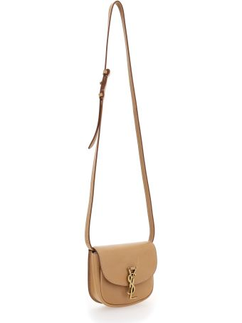 Saint Laurent Mini Besace Shoulder Bag