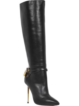 Tom Ford Padlock Boots