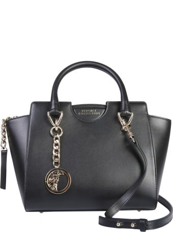 Versace Collection Small Bauletto Bag