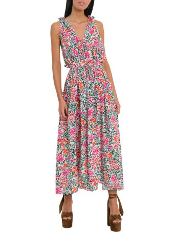 Isa Arfen Blow In The Wind Long Dress