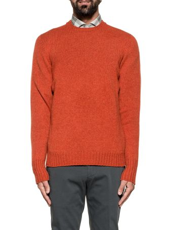 Drumohr Ocra Wool Sweater