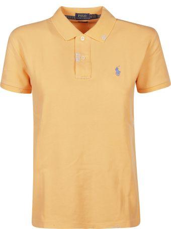 Ralph Lauren Logo Embroidered Polo Shirt