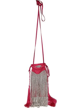 ATTICO Tassel Shoulder Bag