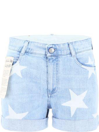Stella McCartney Star Print Shorts