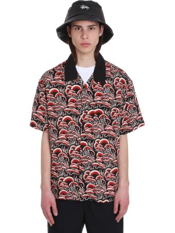 Stussy Shirt In Red Cotton