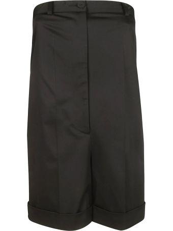 Moschino High Waist Shorts