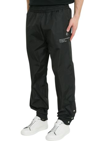 Moncler Genius Nylon Trousers By Fragment