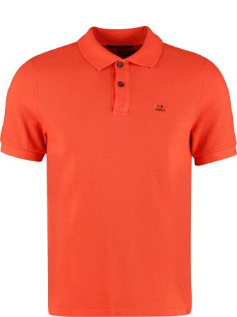 C.P. Company Cotton Piqué Polo Shirt