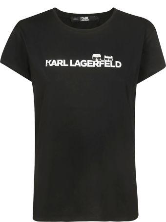 Karl Lagerfeld Classic Logo T-shirt