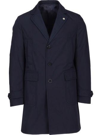 Manuel Ritz Mixed Cotton Coat