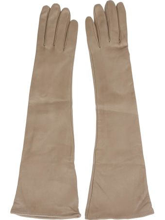 SEMICOUTURE Erica Cavallini Long  Gloves