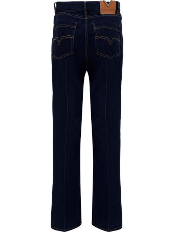 Valentino Pap Denim Pants