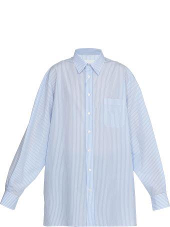 Maison Margiela Oversize Striped Shirt