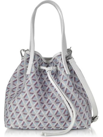 Lancaster Paris Ikon Small Top Handles Bucket Bag