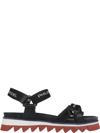 Philippe Model Logo Sandals