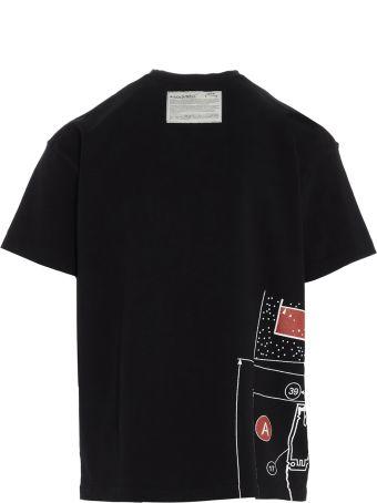 A-COLD-WALL 'blueprint' T-shirt
