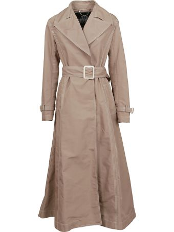 Marc Jacobs Belted Long Trench