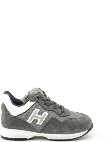 Hogan Interactive Grey Leather