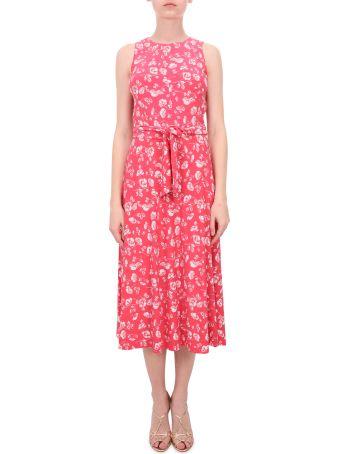 Ralph Lauren Lauren Ralph Lauren Pink Felia Dress