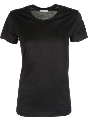 Moncler Logo Patch T-shirt