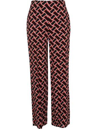 Diane Von Furstenberg High Waist Trousers