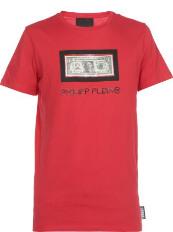 Philipp Plein Cotton T-shirt