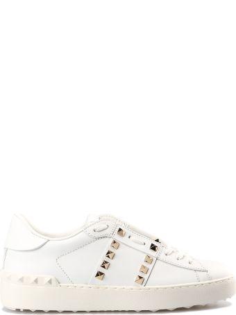 Valentino Garavani Embellished Sneakers