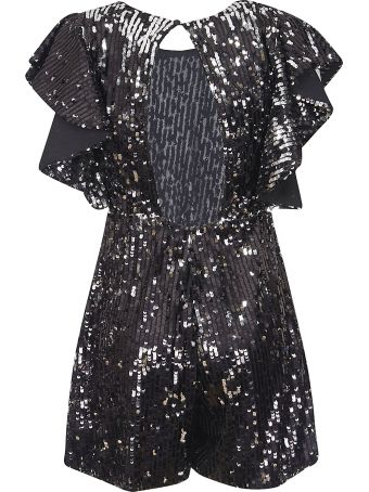 aniye by Short Sequined Dress