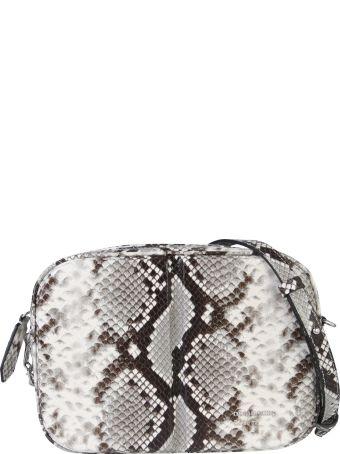 Dsquared2 Python Print Camera Bag