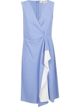 Diane Von Furstenberg Addison A-line Dress