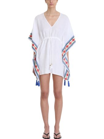 Tory Burch Embroidered Beach Caftan