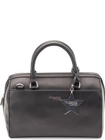 Trussardi Trussardi Easy Star Faux Leather Bag