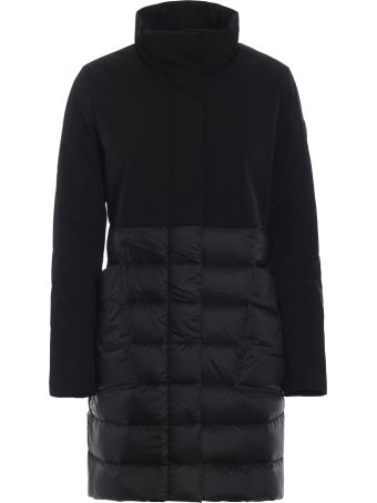 Colmar Quilted And Matte Nylon Padded Coat