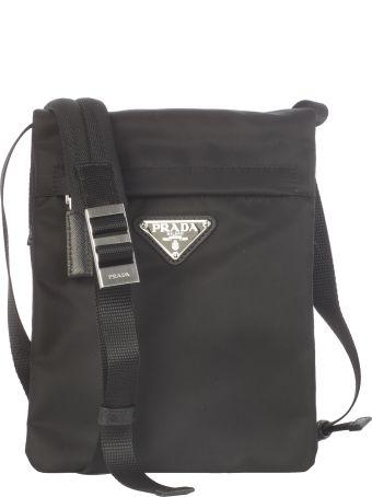 Prada Small Technical Crossbody Bag