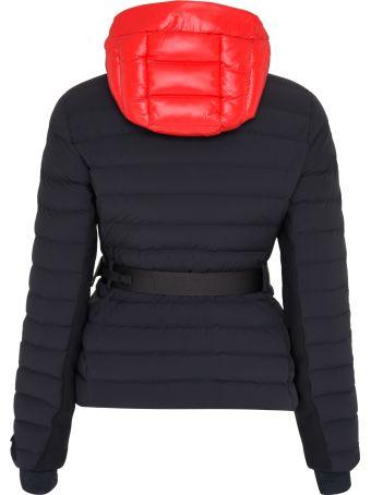 Moncler Grenoble Bruche Hooded Down Jacket
