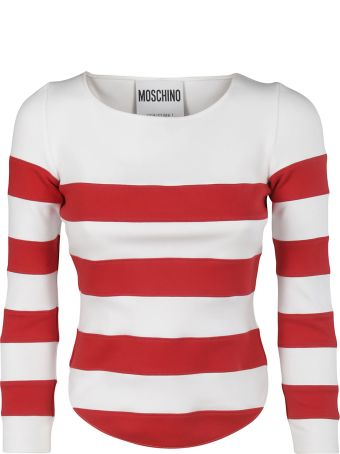 Moschino Striped Top