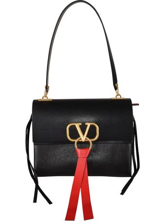 Valentino Logo Shoulder Bag