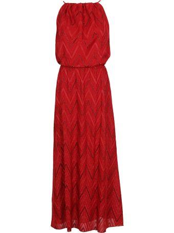 M Missoni Sleeveless Long Dress