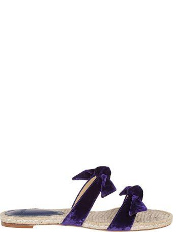 Alexandre Birman Birman Clarita Braided Flat Sandals